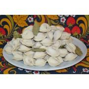 Пирожки с картофелем и мясным фаршем