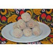 Пирожки с рисом, зеленым луком и яйцом